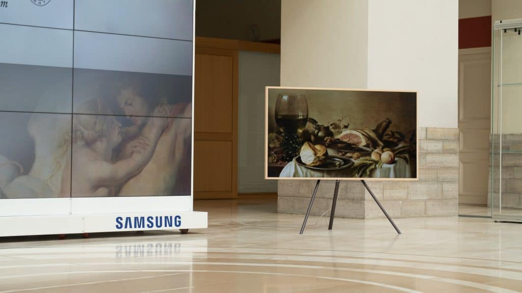 The Frame, la Tv que digitalizará el arte