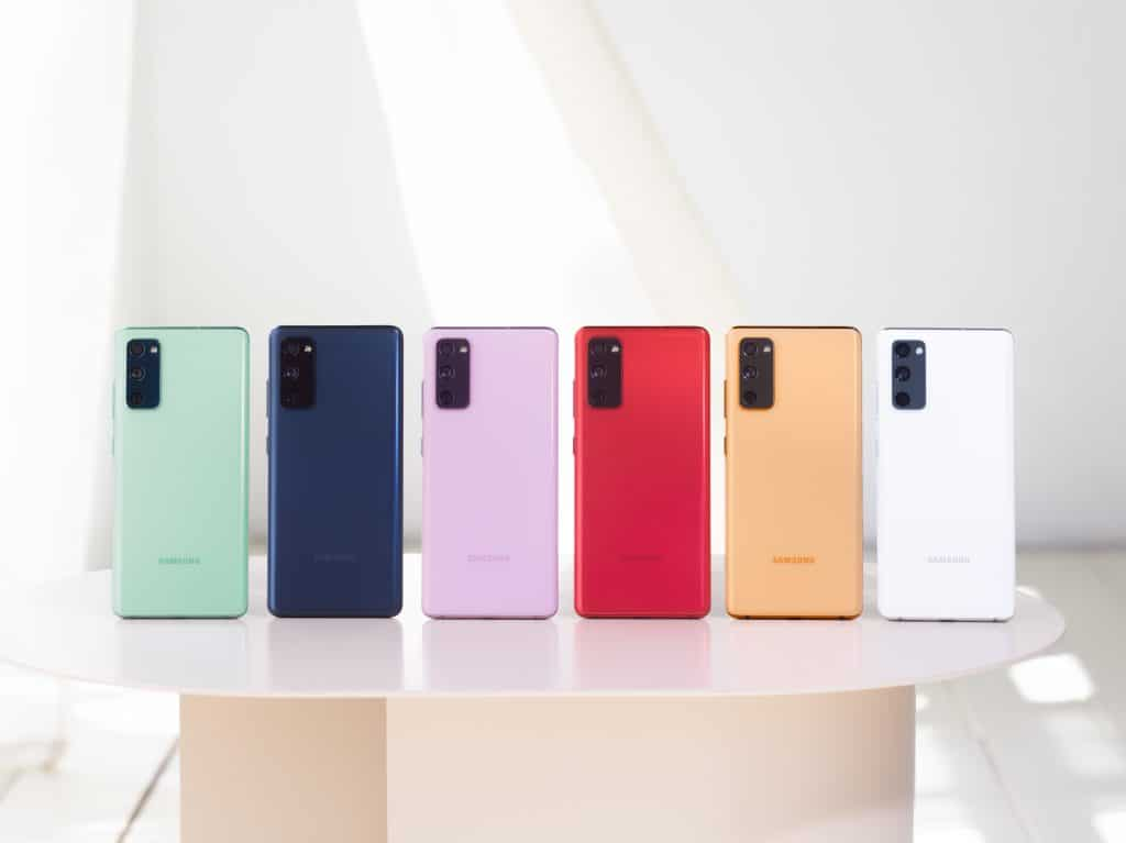 Colores S20 Fan Edition