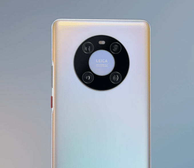 Diseño de Huawei Mate 40 Pro