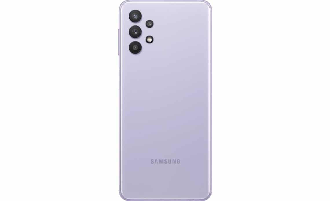 Samsung Galaxy A32 4G el nuevo gama media de Samsung en 2021