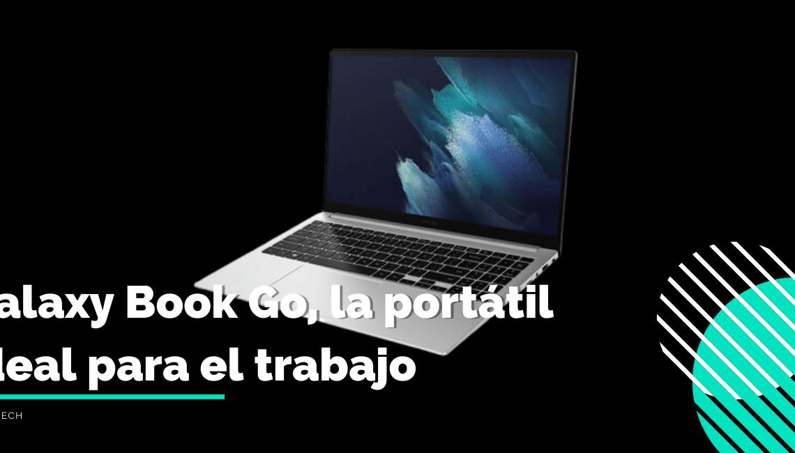 Galaxy Book la computadora intermedia de Samsung ideal para el trabajo.