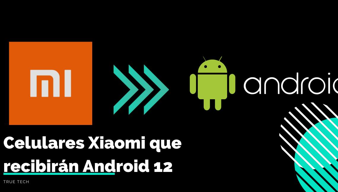 logo de xiaomi con logo de android