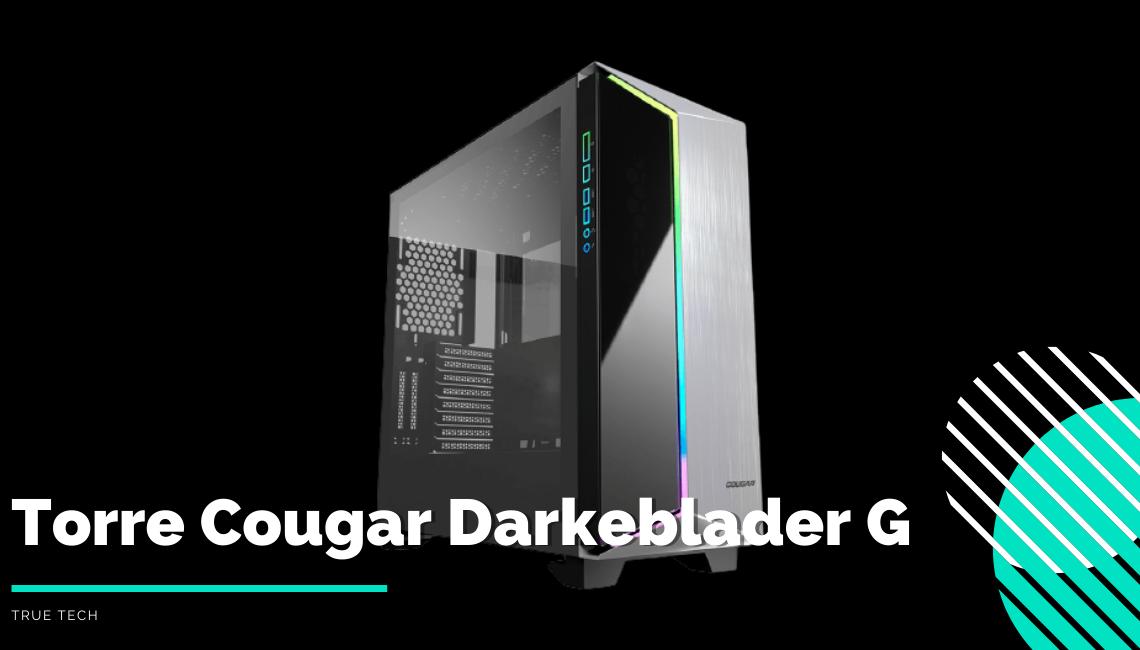 torre gamer cougar para PC