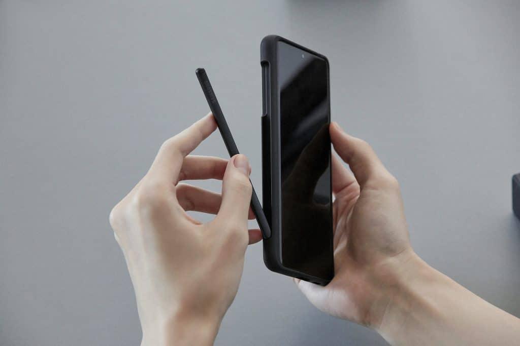 celular galaxy s21 ultra con s-pen